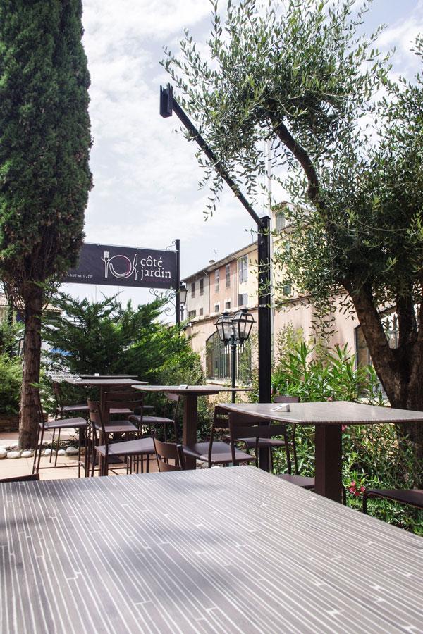 Côté Jardin, restaurant