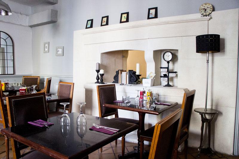 Restaurant c t jardin - Restaurant cote jardin saint maximin ...
